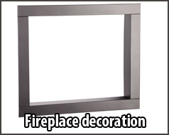 Fireplace grilles